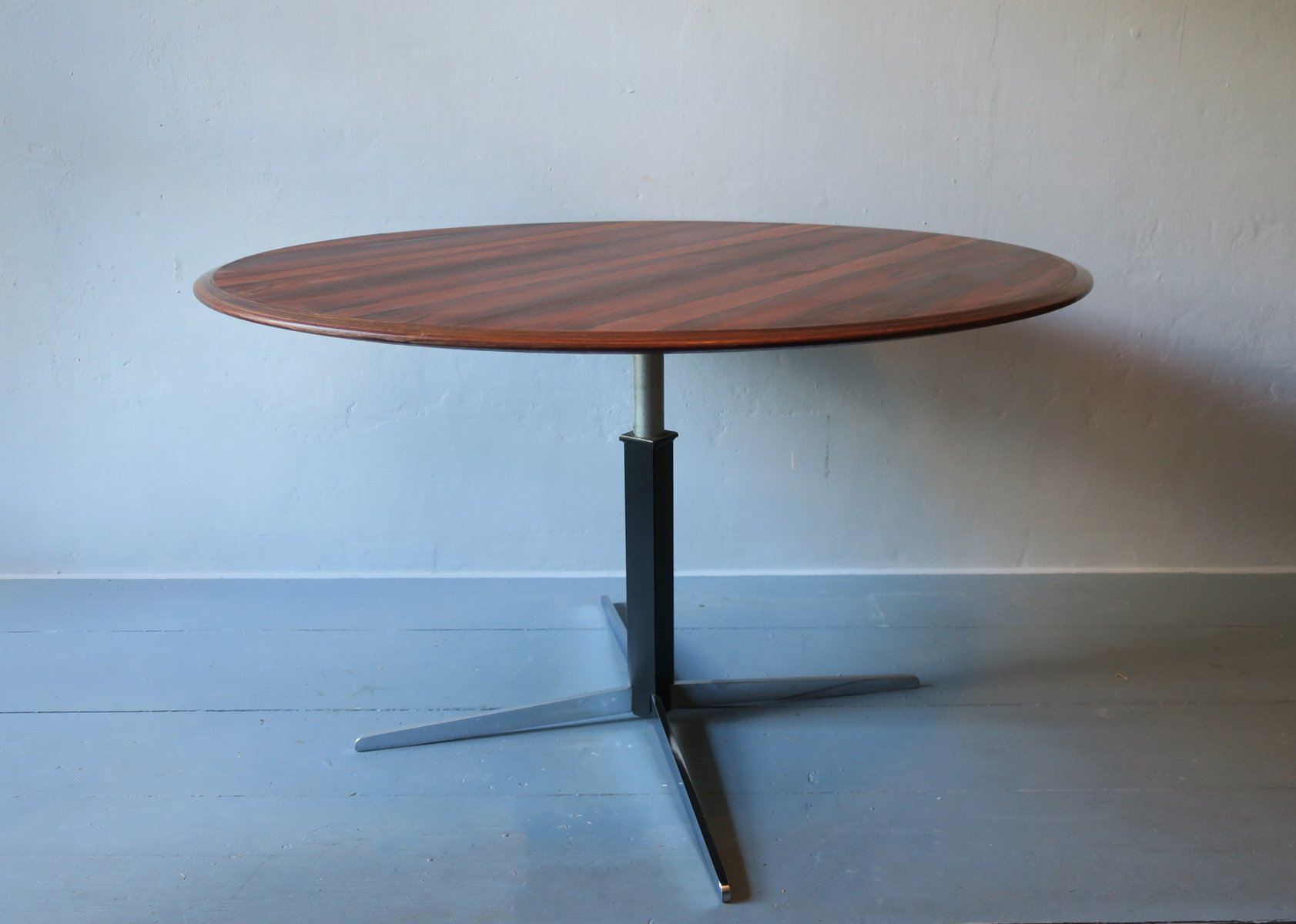 Adjustable Rosewood Dining Or Coffee Table By Wilhelm Renz 1960s For Sale At Pamono