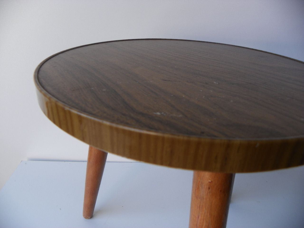 Round Side Table 1970s For Sale At Pamono
