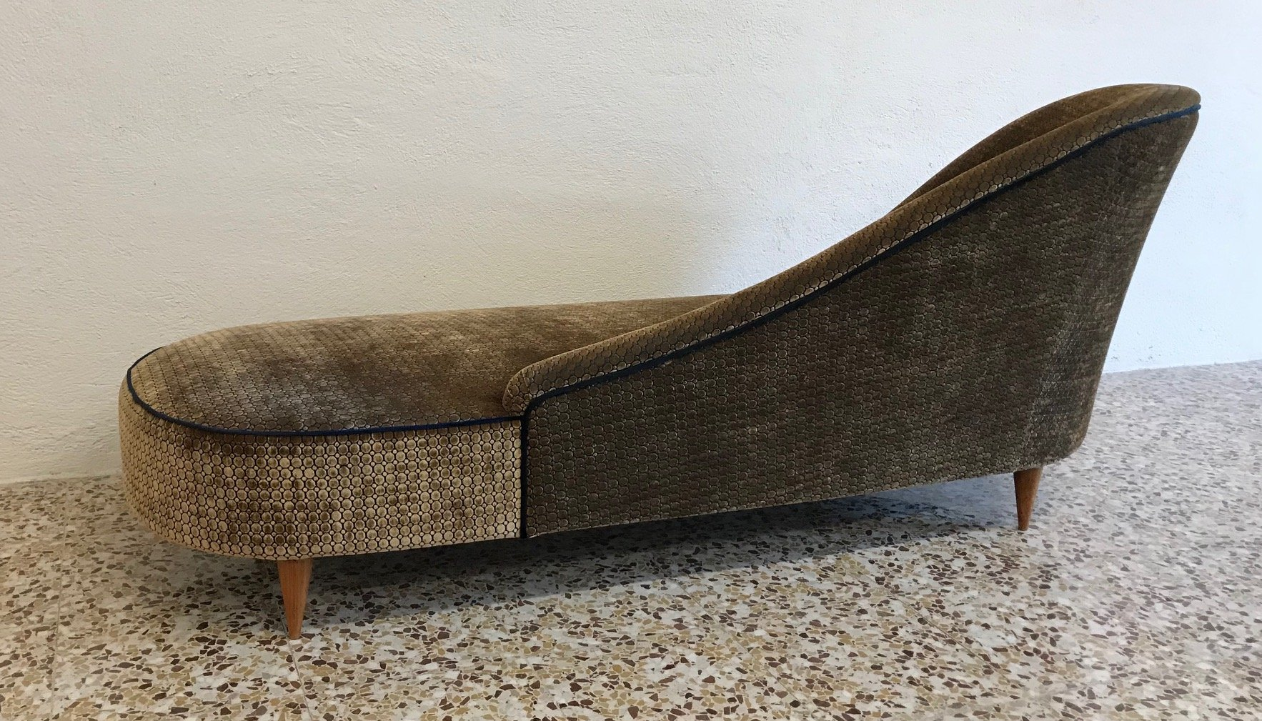 Italian chaise longue 1950s for sale at pamono for Chaise for sale