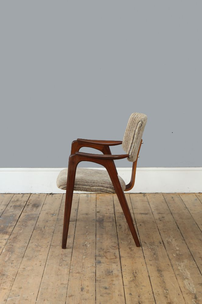 Vintage Occasional Chair By Cees Braakman For Pastoe For