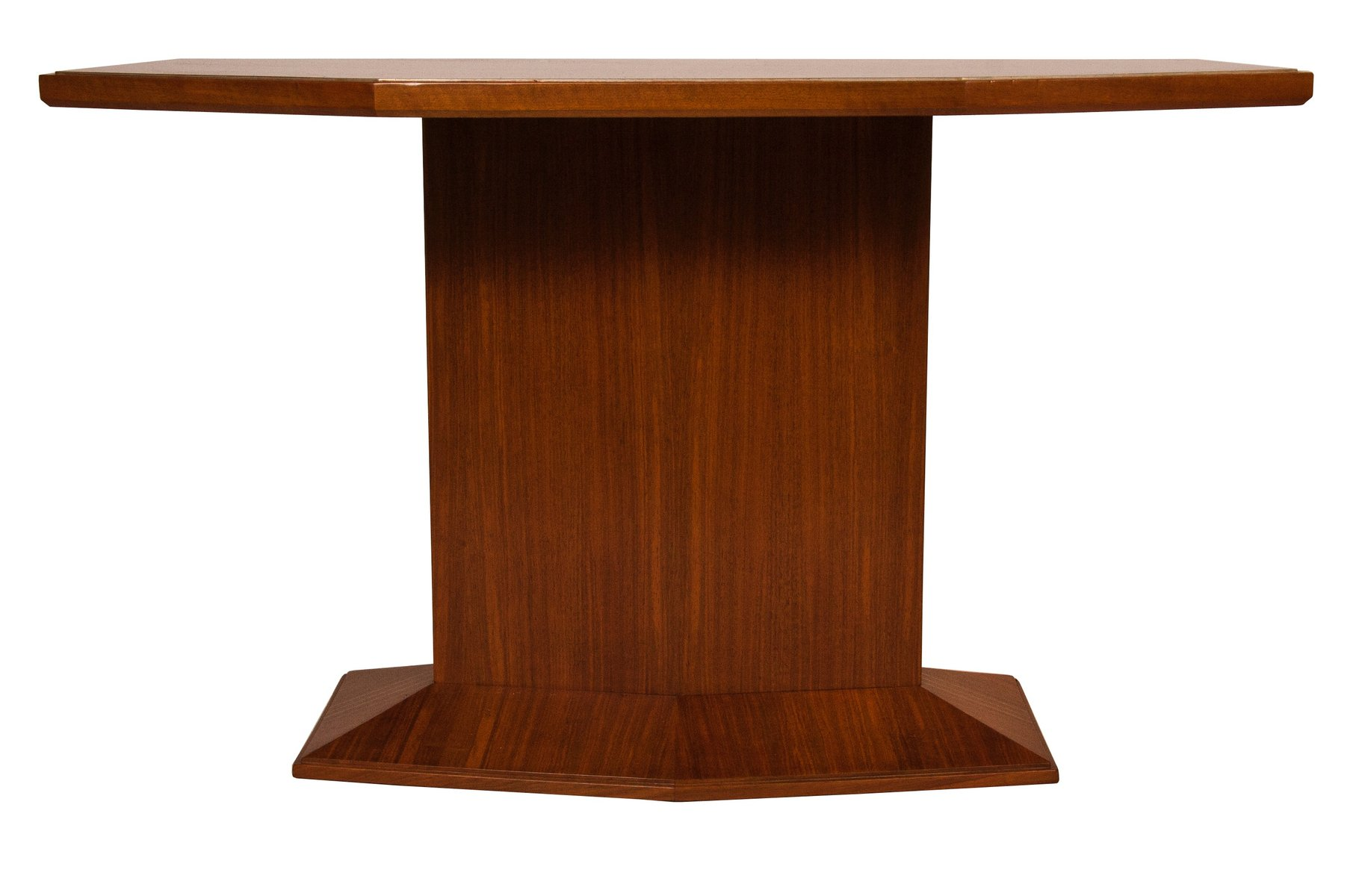 Art deco console table from dominique paris 1920s for sale at pamono geotapseo Image collections