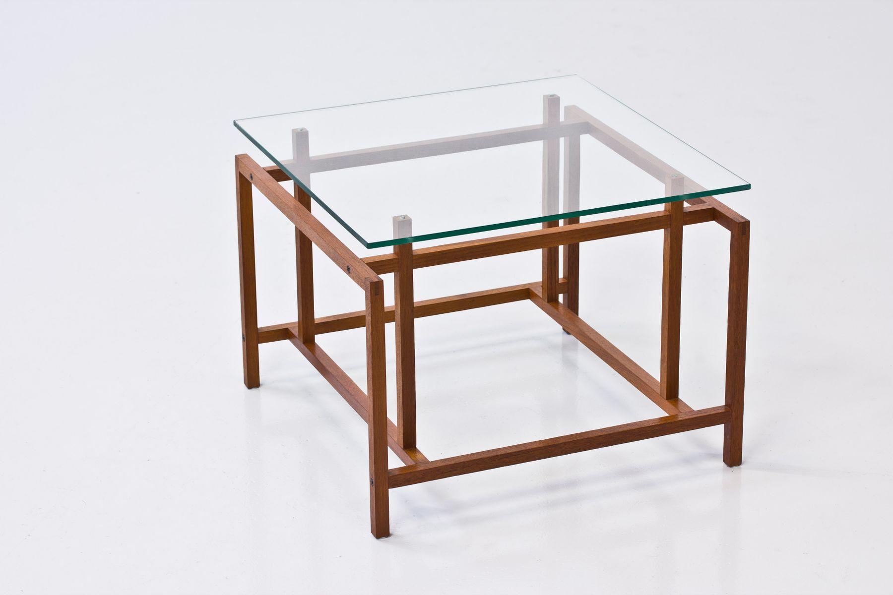 beistelltisch von henning n rgaard f r komfort 1960er bei pamono kaufen. Black Bedroom Furniture Sets. Home Design Ideas