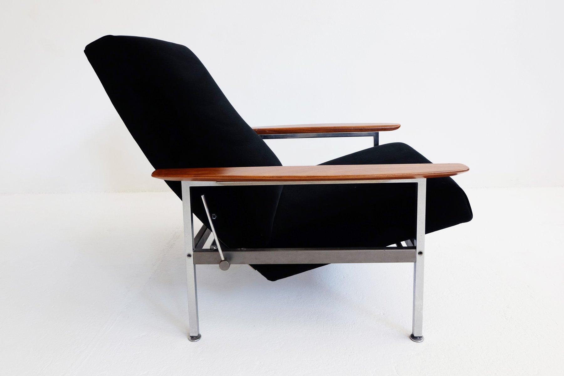 Verstellbarer sessel 1960er bei pamono kaufen for Sessel auf englisch