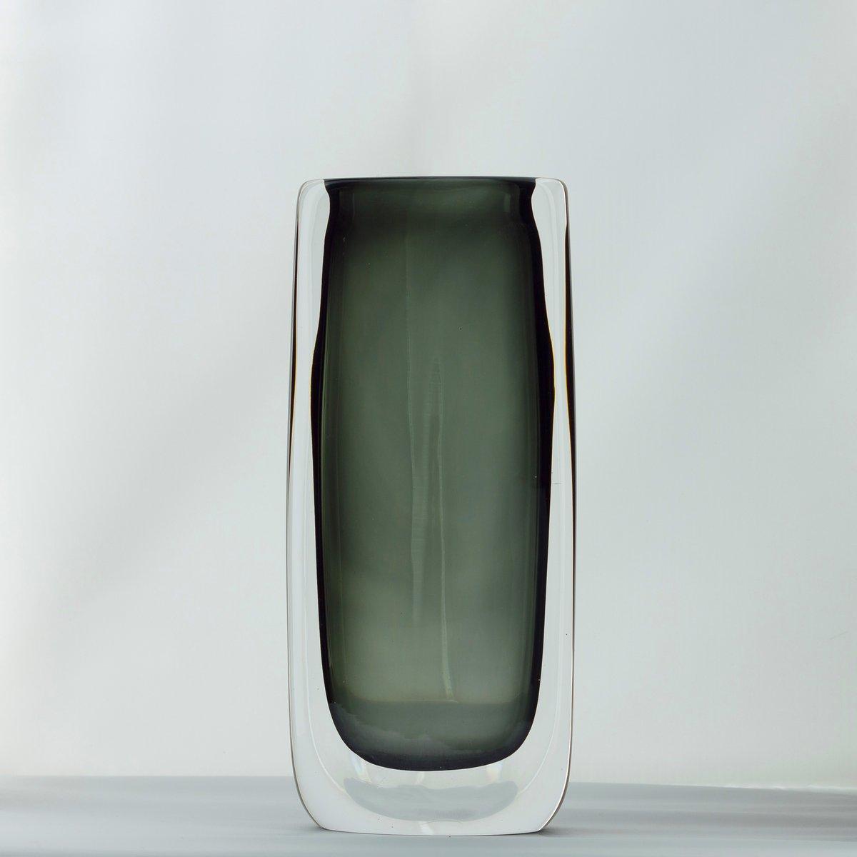 Vintage sommerso glasvase von nils landberg f r orrefors - Glasvase vintage ...