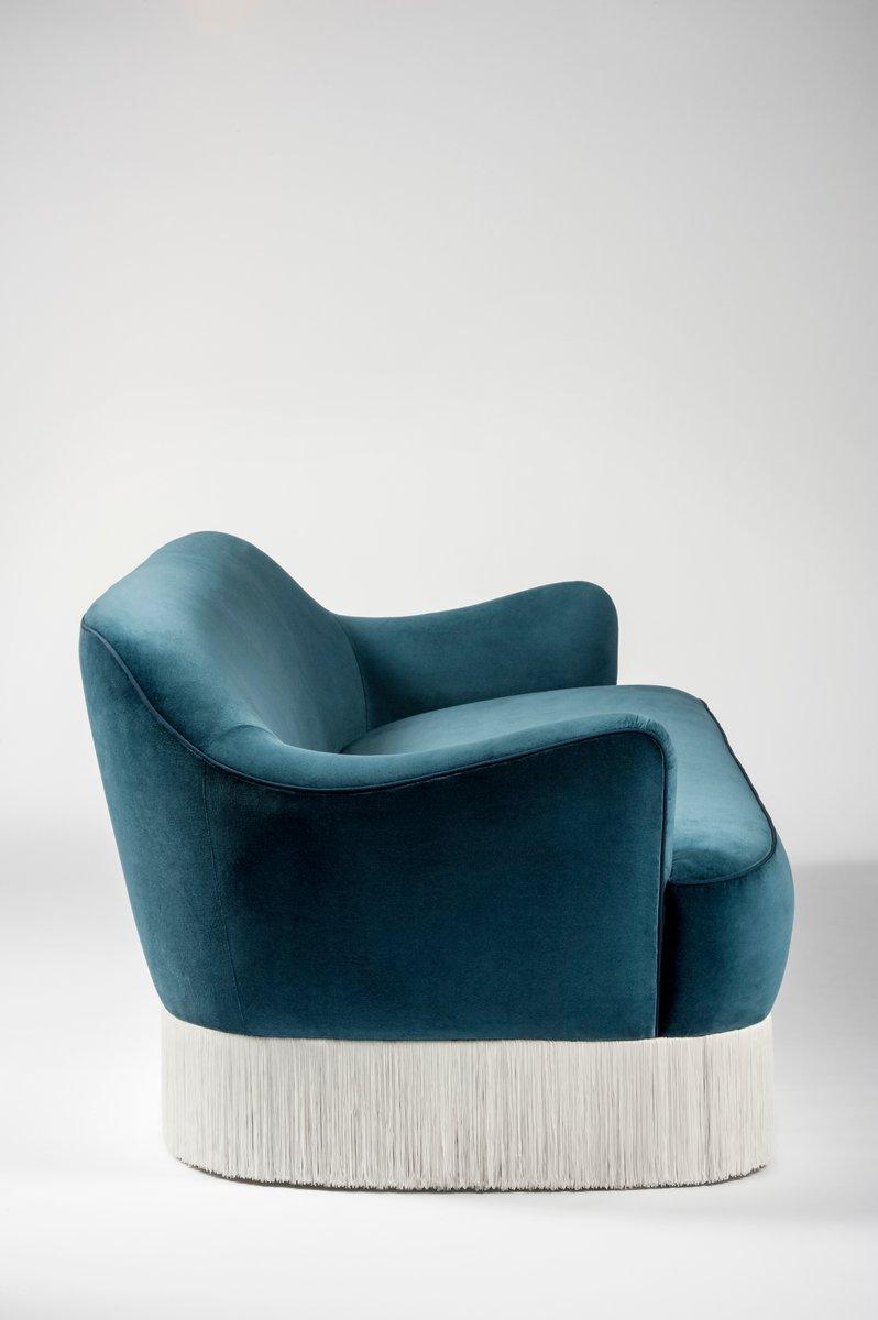 Gilda fringe sofa by lorenza bozzoli for editions milano for sale price per piece parisarafo Choice Image