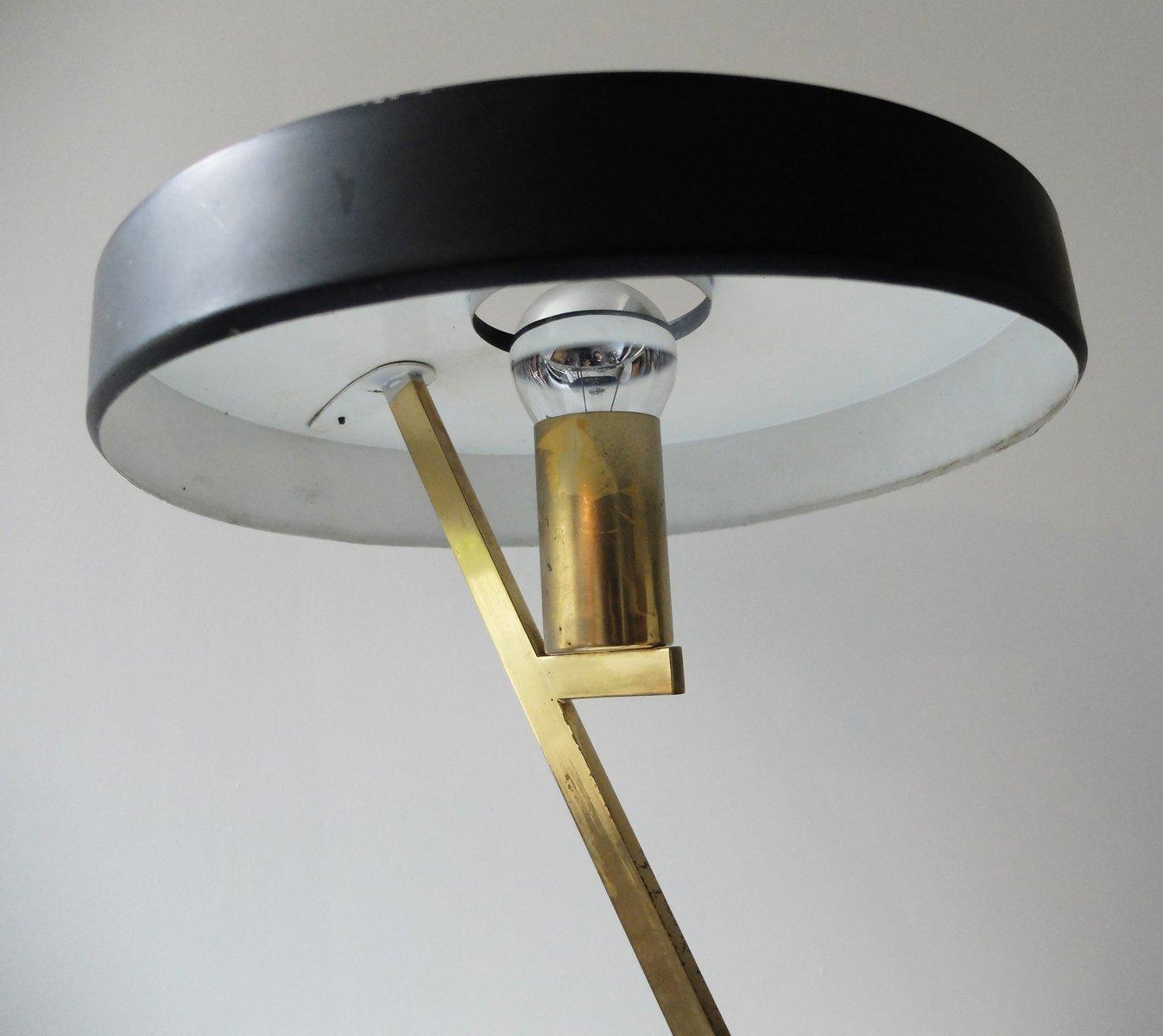 z lampe von louis kalff f r philips 1950er bei pamono kaufen. Black Bedroom Furniture Sets. Home Design Ideas