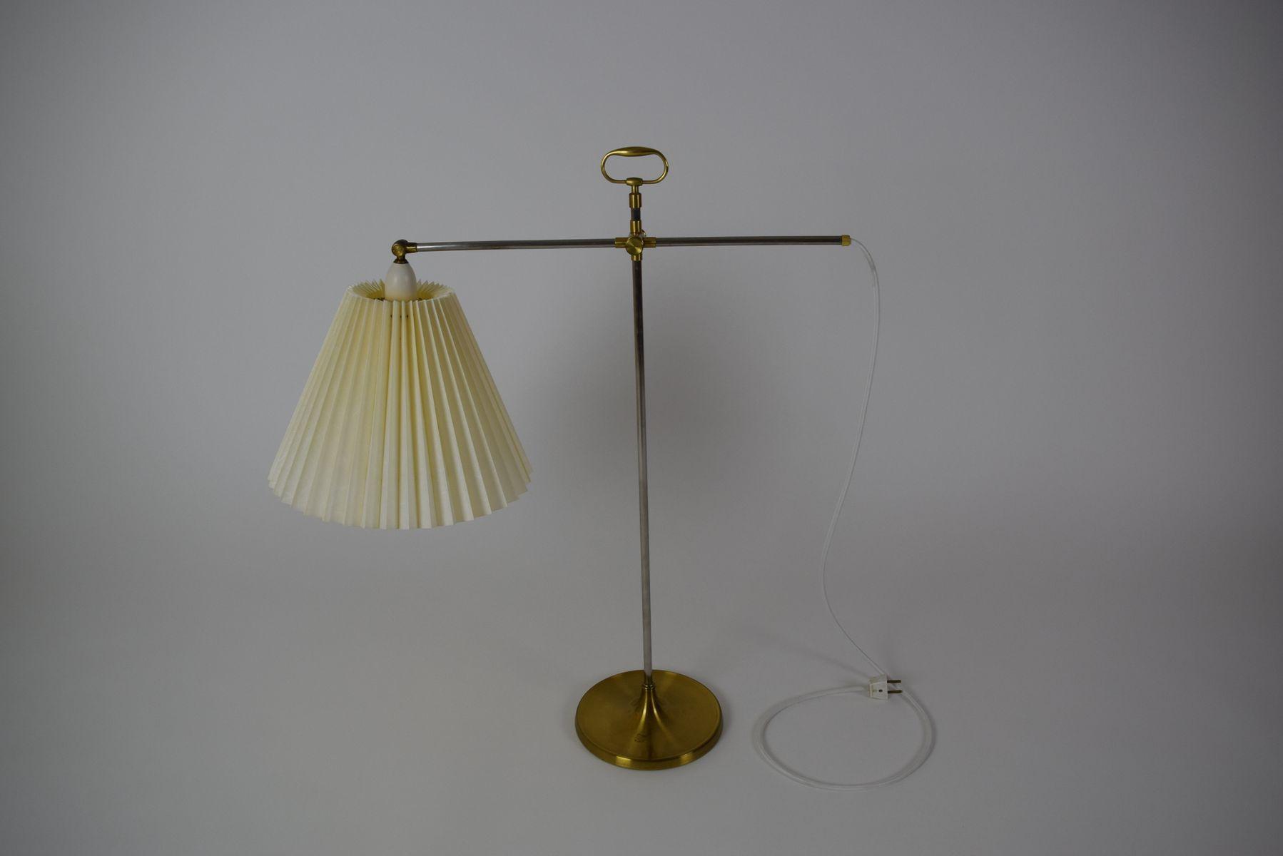 Vintage Model 319 Table Lamp by Kaare Esben Klint for Le Klint