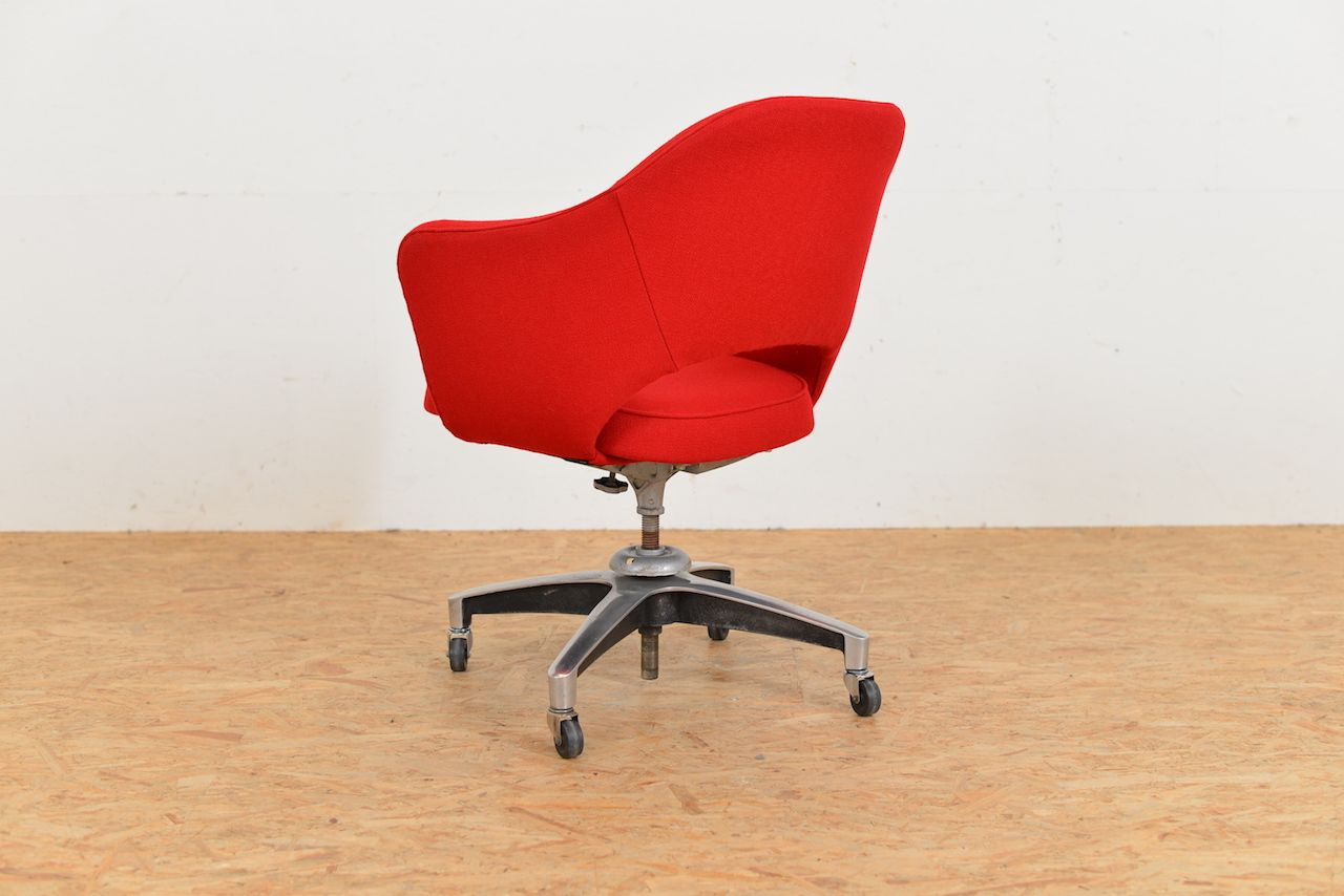 office chair vintage. vintage executive office chair by eero saarinen for knoll