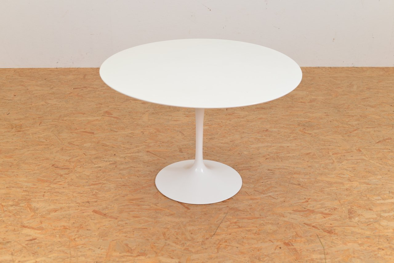 vintage 120 tulip table by eero saarinen for knoll for. Black Bedroom Furniture Sets. Home Design Ideas