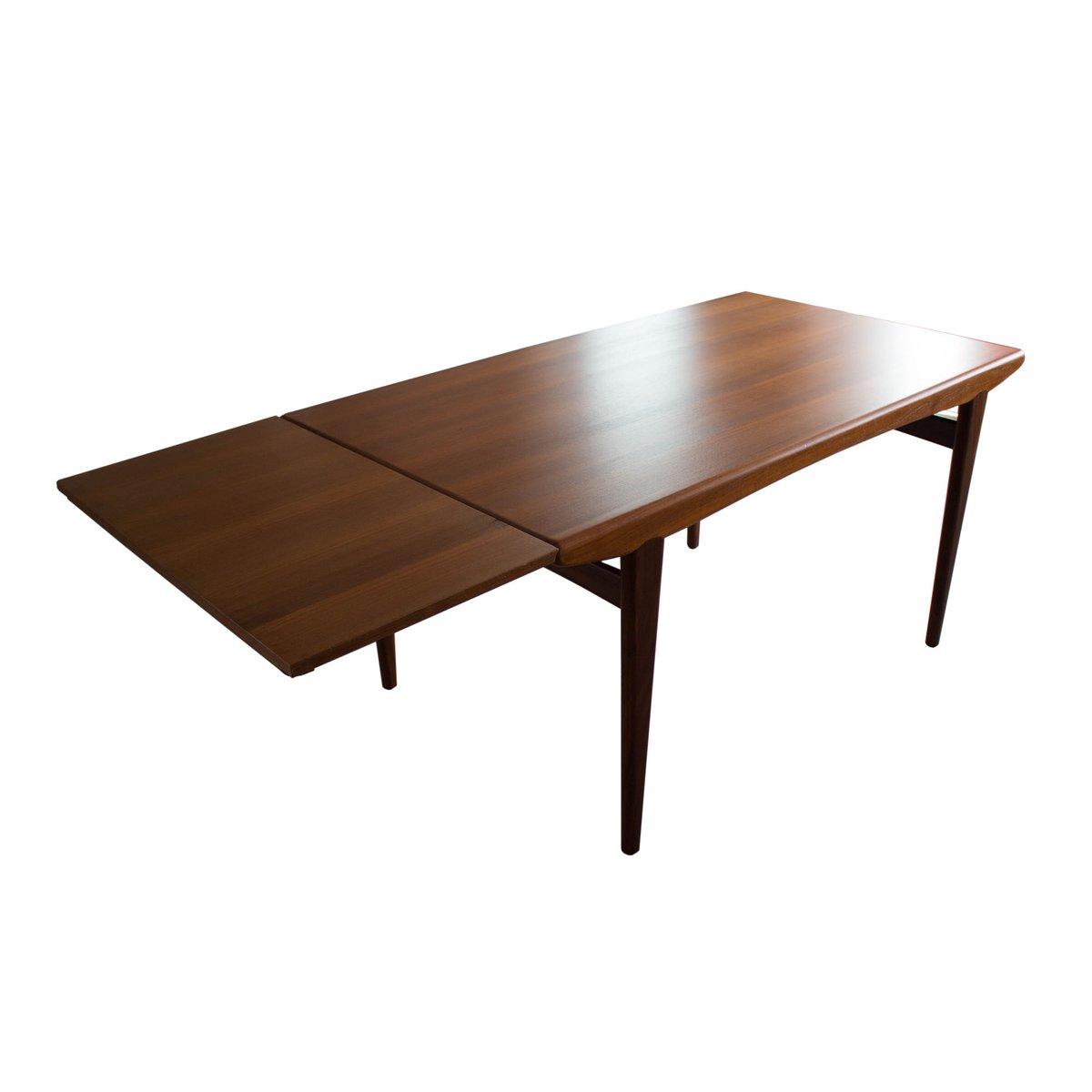 Table de salle manger extensible 1960s en vente sur pamono for Table de salle a manger en solde