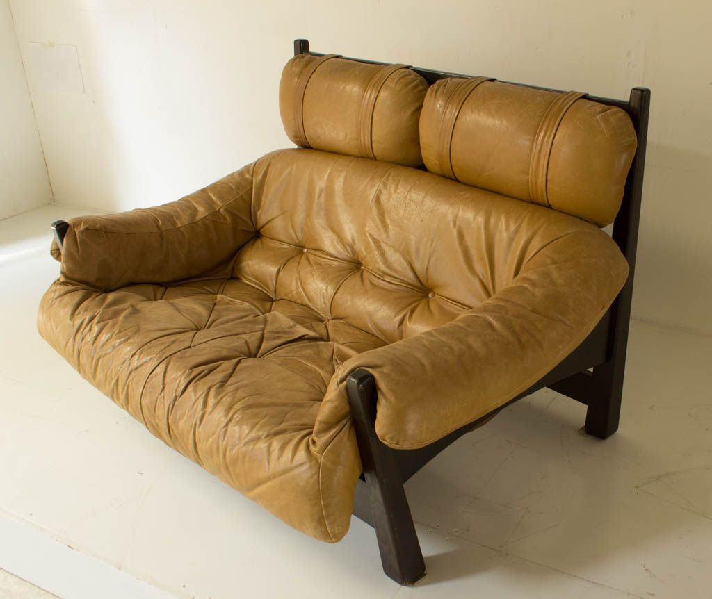 Vintage Sofa by Gerard van den Berg for Montis for sale at Pamono