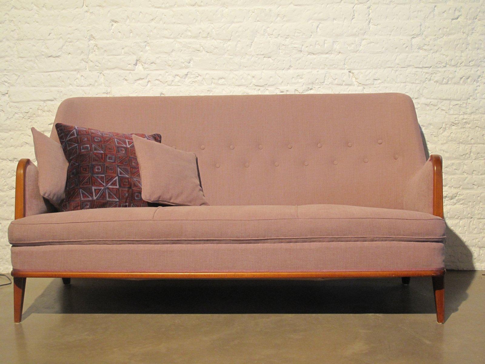 schwedisches sofa von carl malmsten 1950er bei pamono kaufen. Black Bedroom Furniture Sets. Home Design Ideas