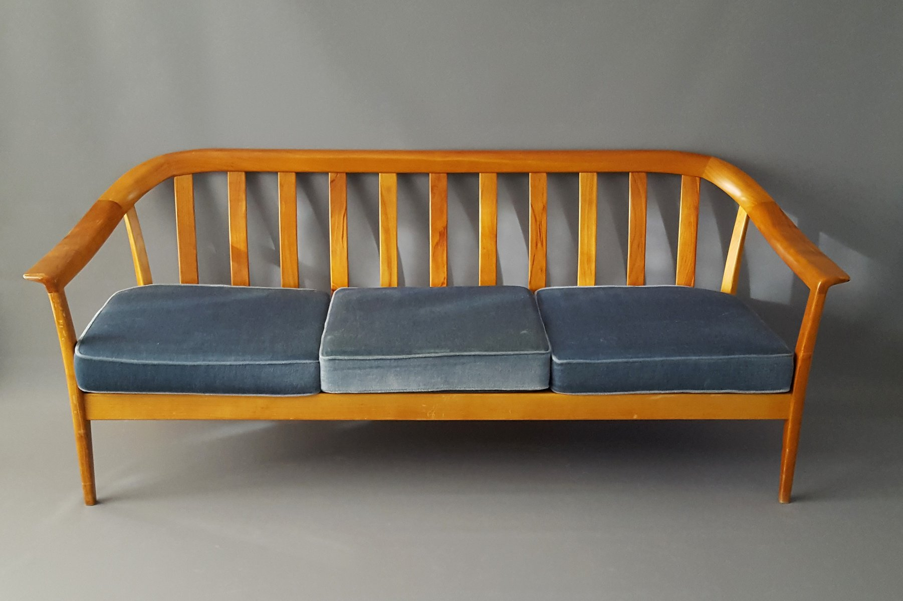 Vintage Sofa From Wilhelm Knoll 1960s For Sale At Pamono