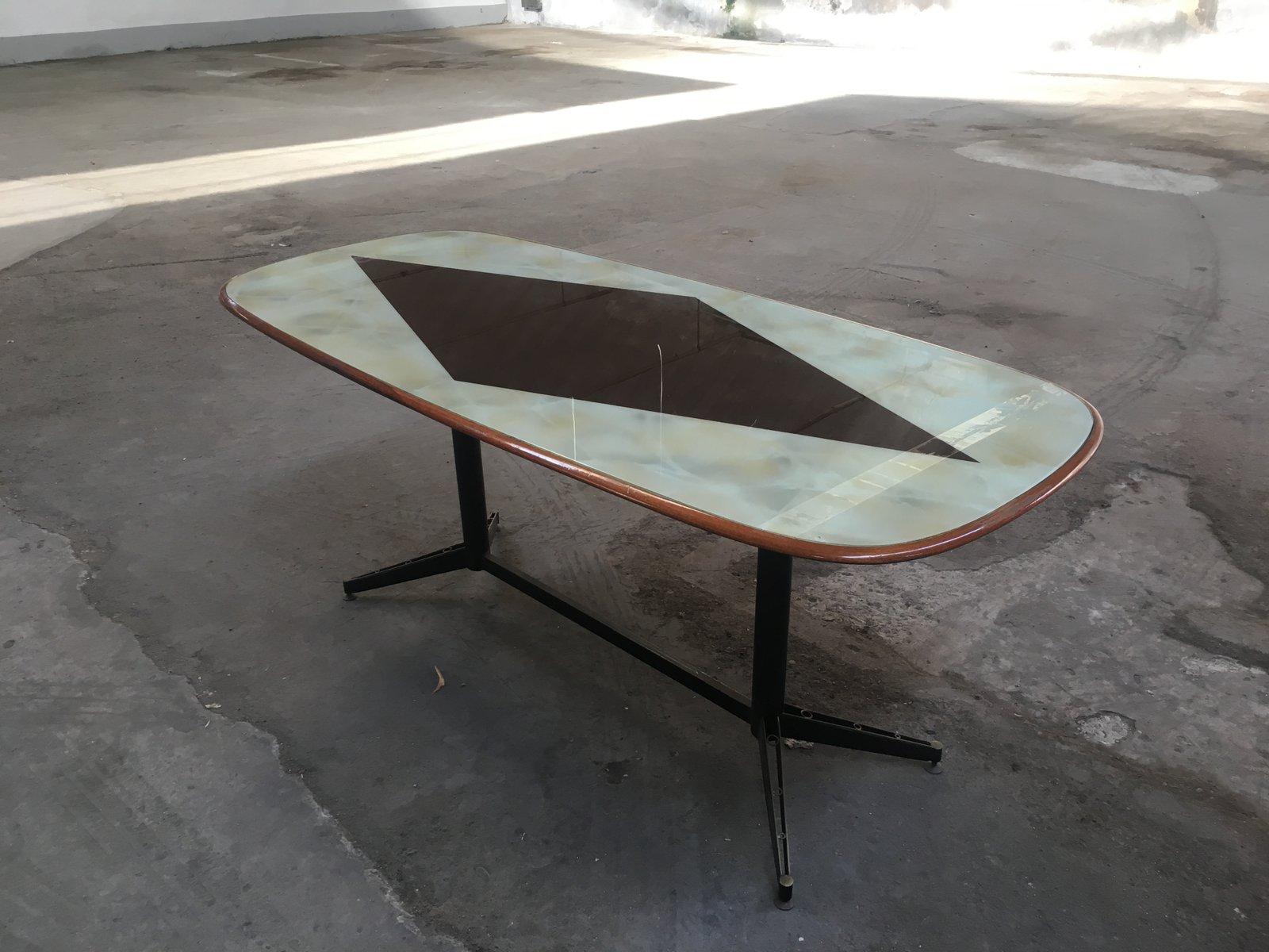Italienischer esstisch 1960er bei pamono kaufen for Esstisch italienischer stil
