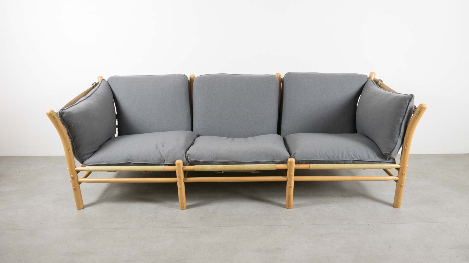 vintage ilona sofa von arne norell f r aneby mobler bei. Black Bedroom Furniture Sets. Home Design Ideas