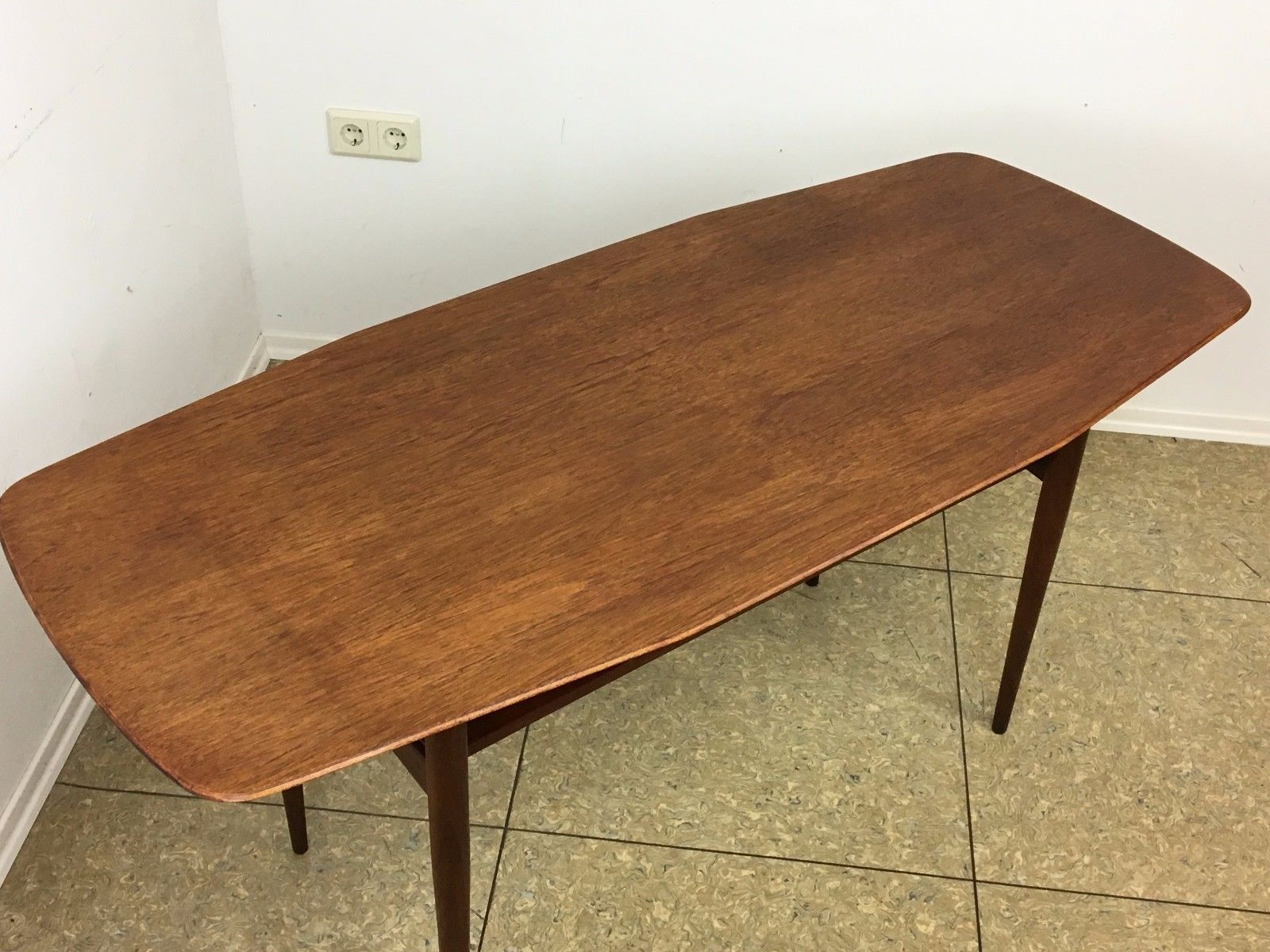 teak coffee table 1960s for sale at pamono