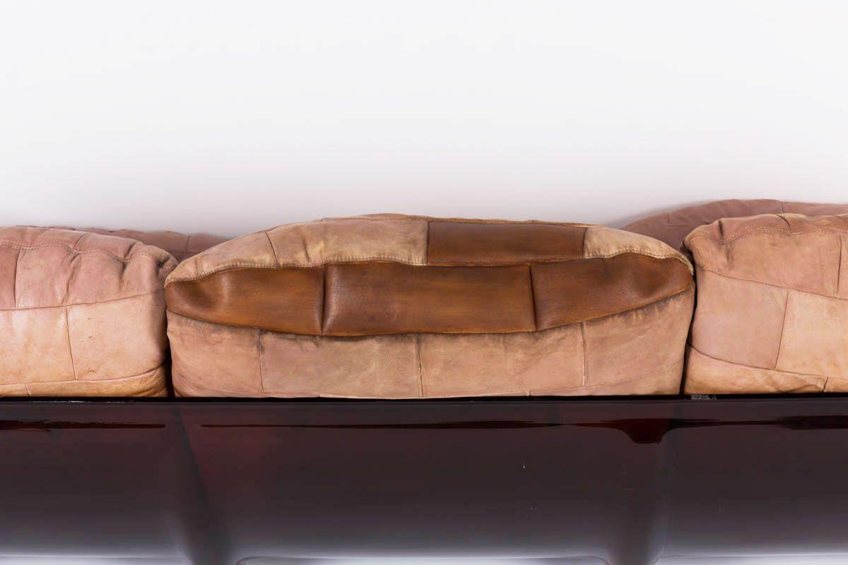 marsala sofa by michel ducaroy for ligne roset 1970s for sale at pamono. Black Bedroom Furniture Sets. Home Design Ideas
