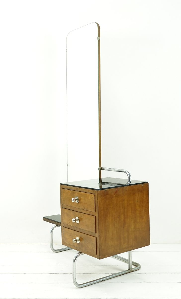 Bauhaus tubular steel dressing table s for sale at pamono