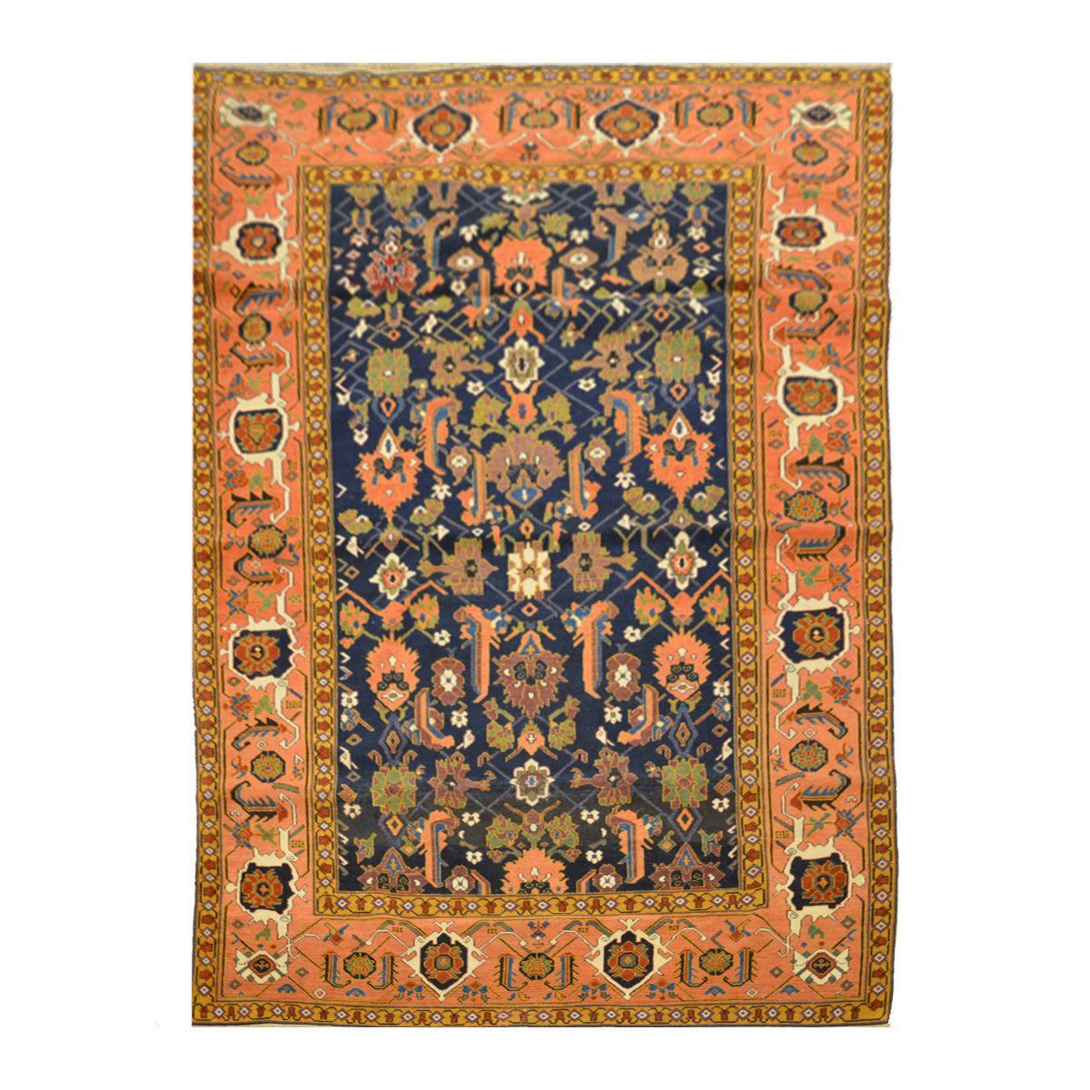 antiker persischer teppich von erivan bei pamono kaufen. Black Bedroom Furniture Sets. Home Design Ideas