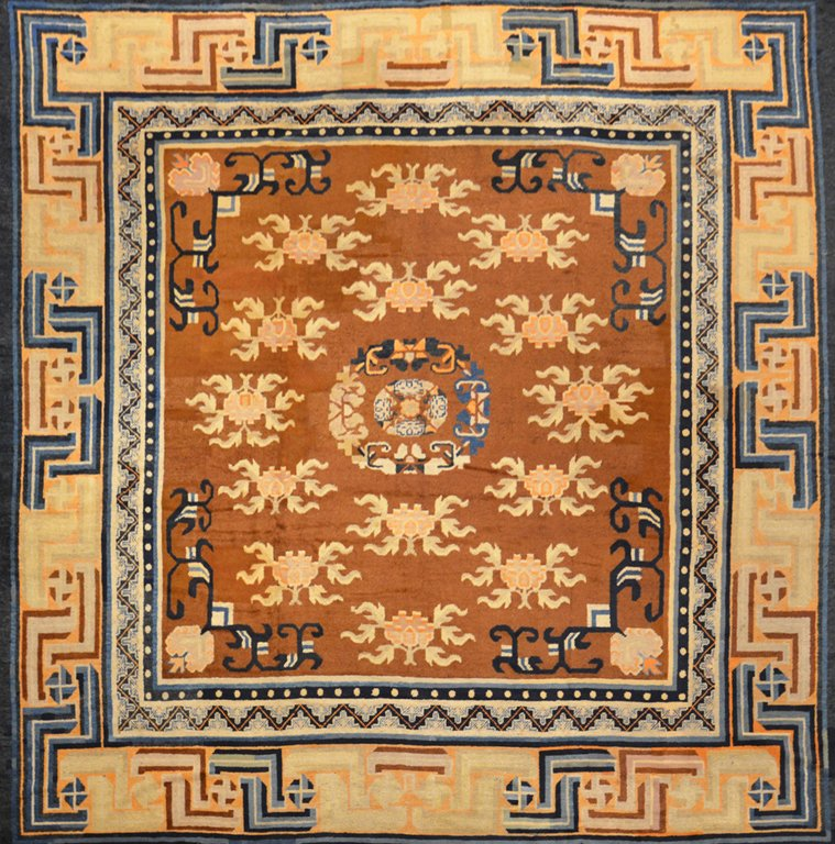 antique chinese rug, 1900s for sale at pamono
