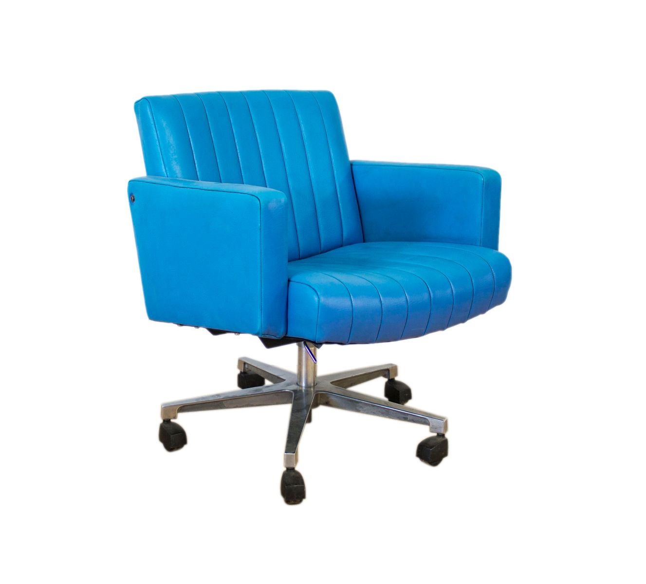 Teal office chair - Price Per Piece