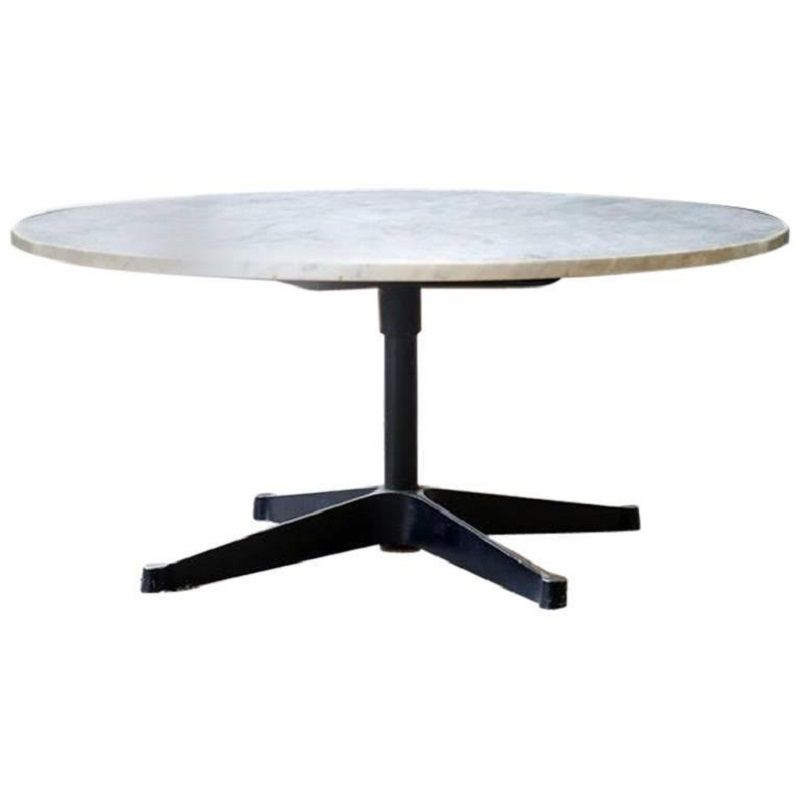 Marble Coffee Table by Charles Ray Eames for Herman Miller