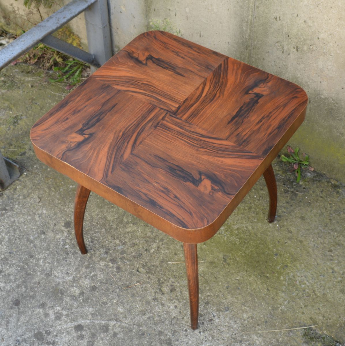 Spider Coffee Table By Jindrich Halabala 1950s For Sale