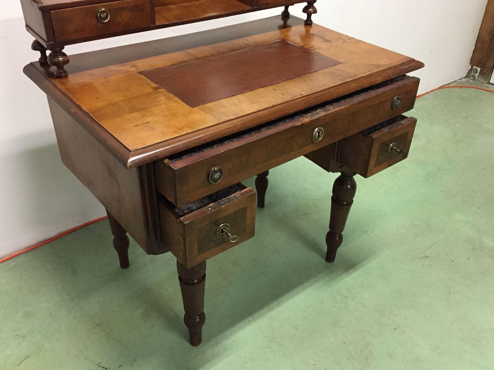 Antique english bureau for sale at pamono for Bureau for sale