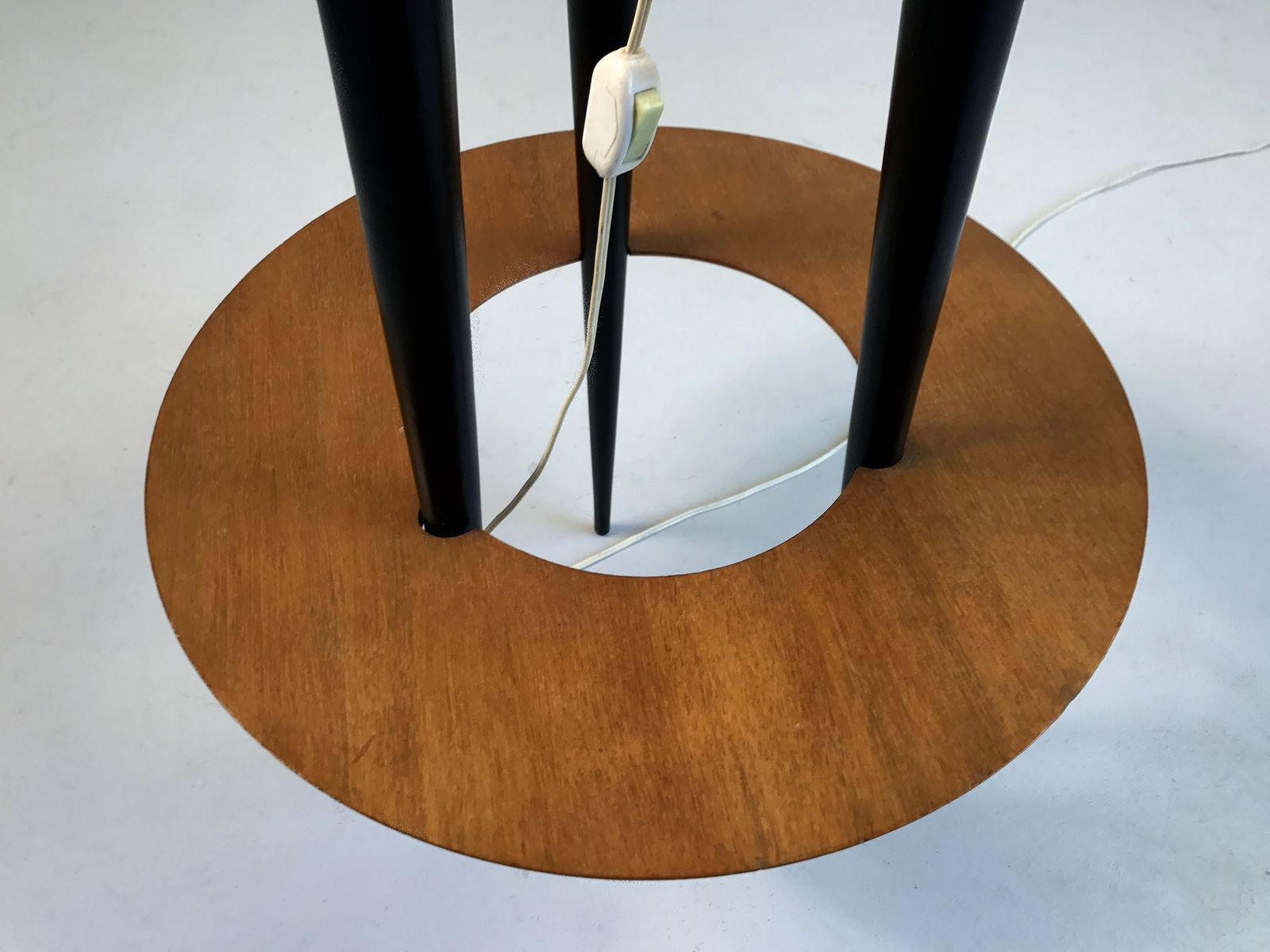 Tripod Floor Lamp by Jean Rispal 1950s for sale at Pamono