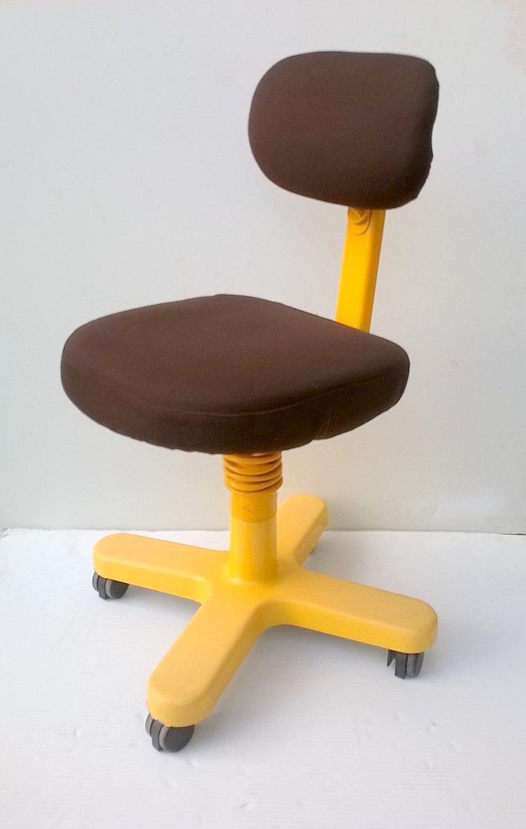 z 9 stuhl von ettore sottsass f r olivetti 1973 bei. Black Bedroom Furniture Sets. Home Design Ideas