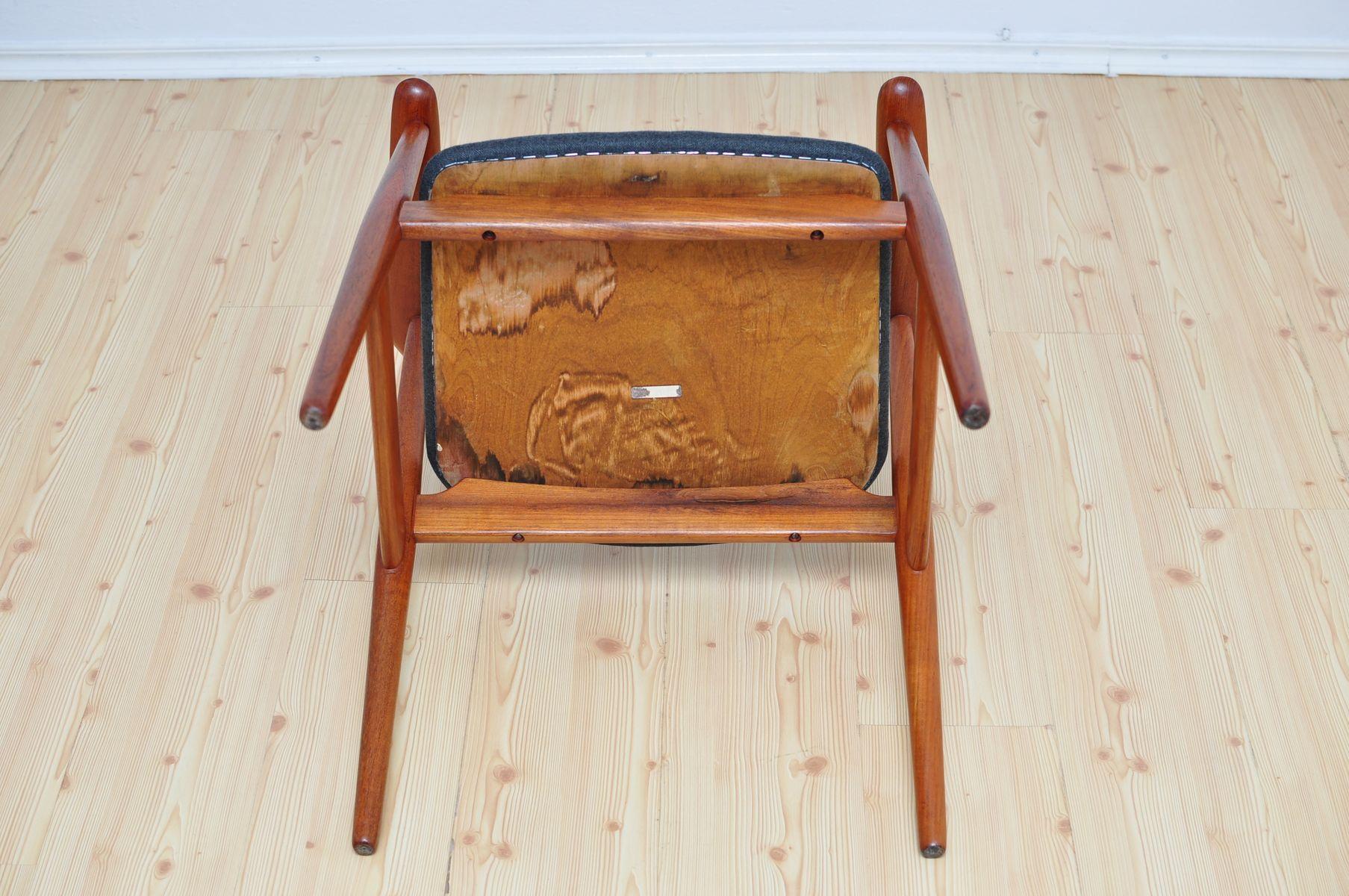 Armchair by Erik Kirkegaard for H¸ng Stolefabrik 1950s for sale