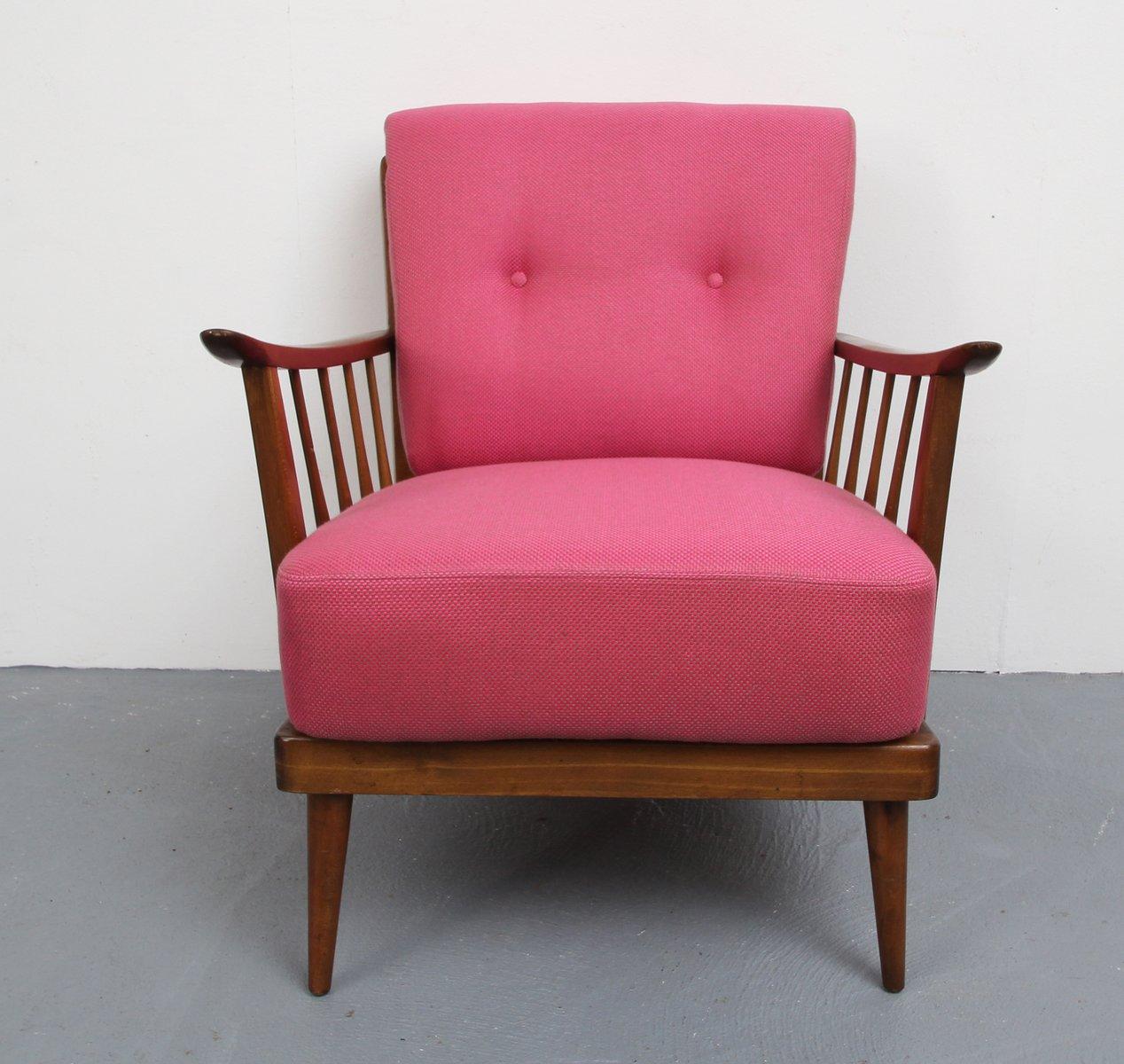 Wonderful Pink Armchair, 1950s