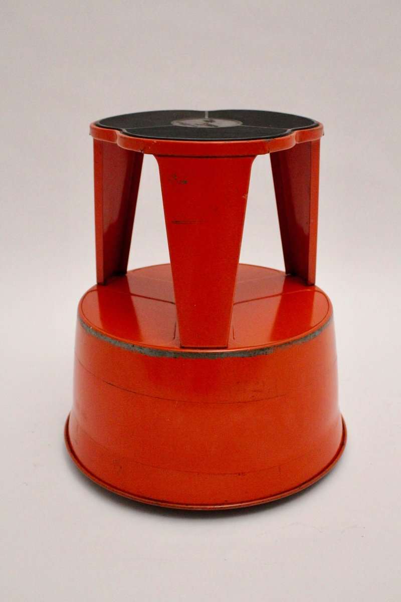 French Stool By Marc Adet 1970s For Sale At Pamono