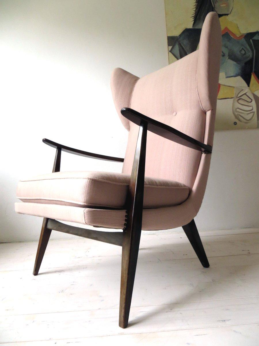 sessel von walter knoll f r knoll antimott 1950er bei. Black Bedroom Furniture Sets. Home Design Ideas