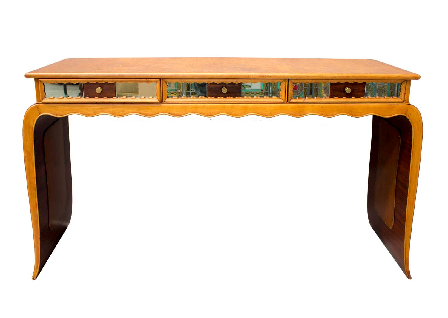Italian console 1940s for sale at pamono italian console 1940s geotapseo Choice Image