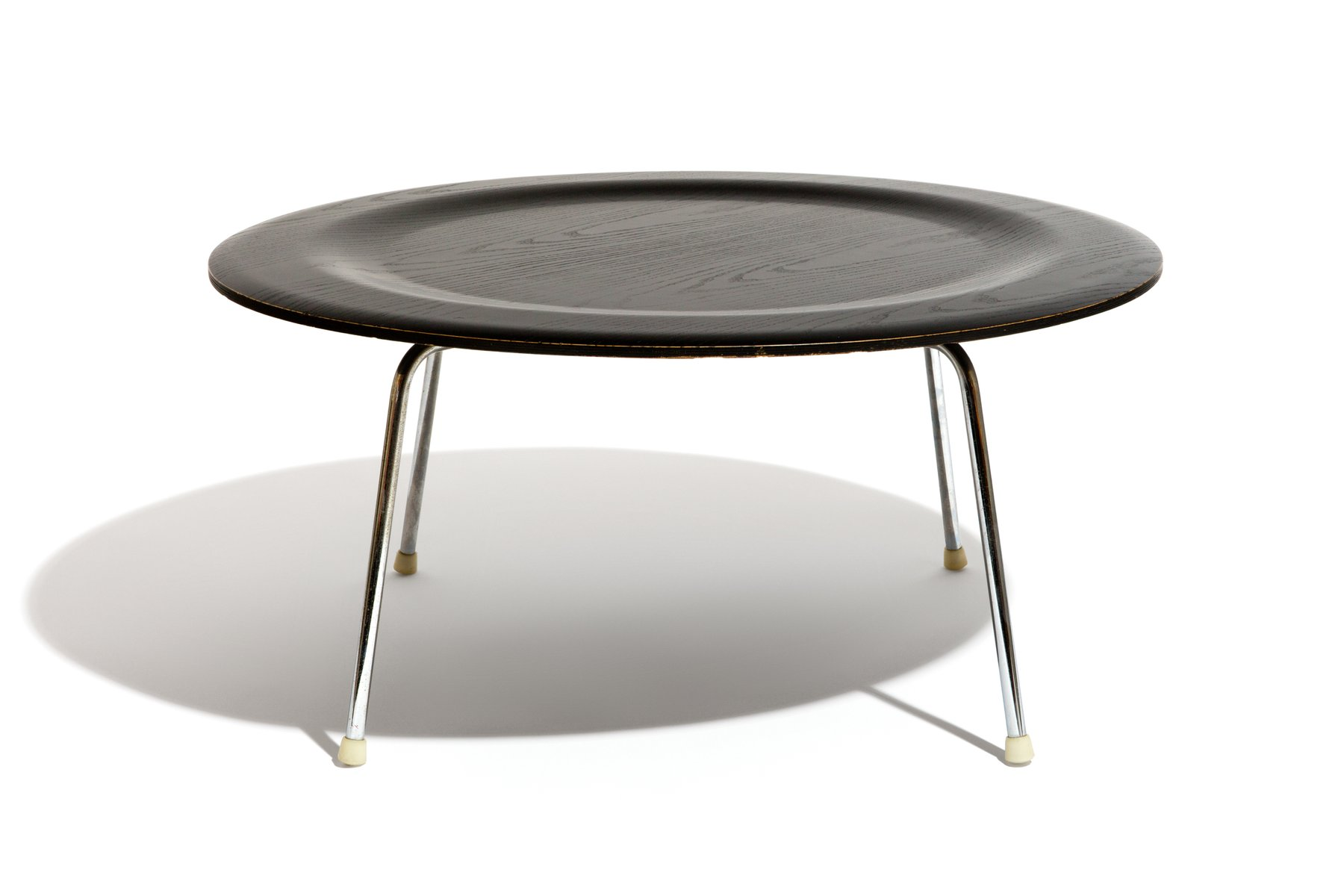 CTM Coffee Table by Ray & Charles Eames for Vitra 1970s for sale