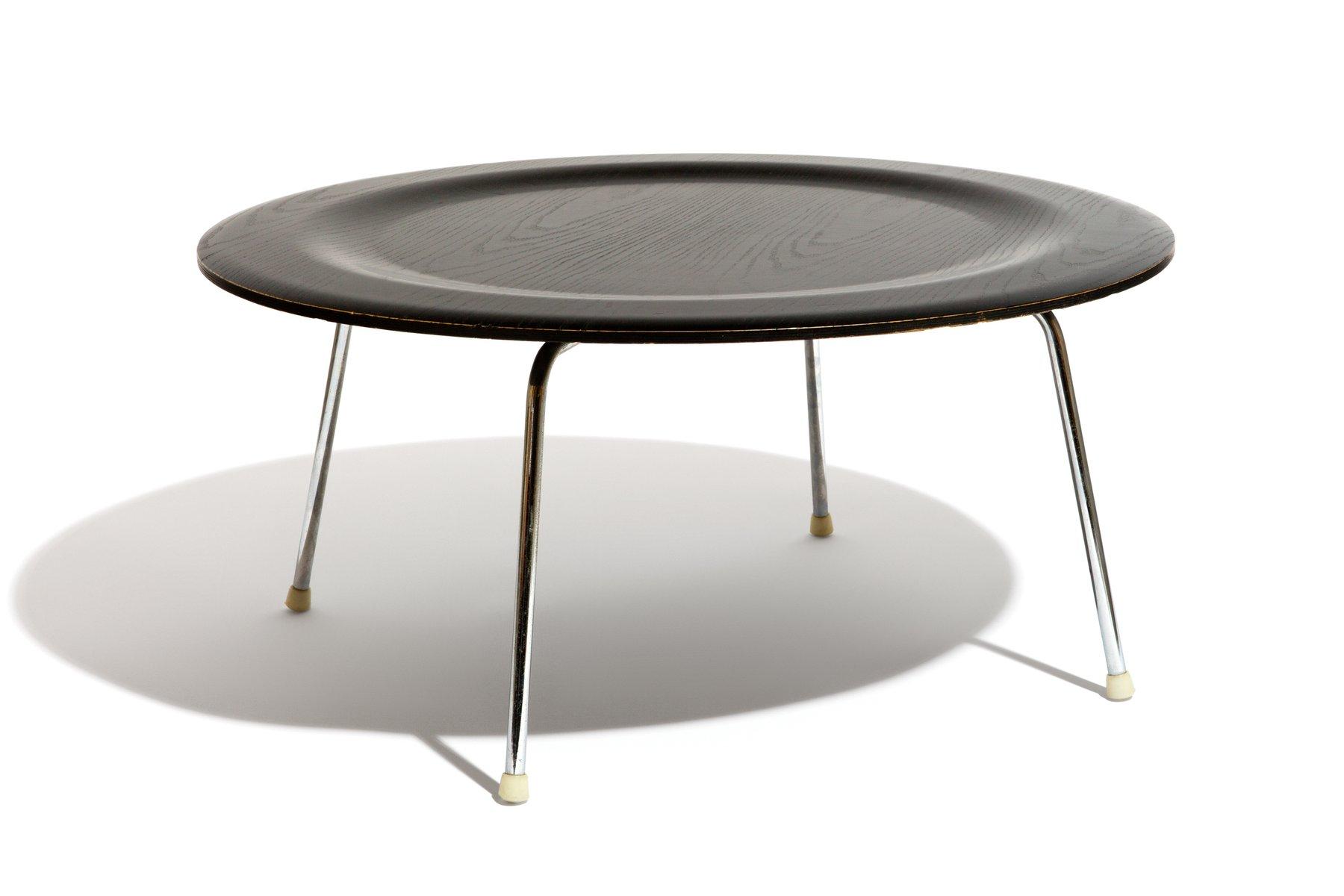 ctm couchtisch von ray charles eames f r vitra 1970er bei pamono kaufen. Black Bedroom Furniture Sets. Home Design Ideas