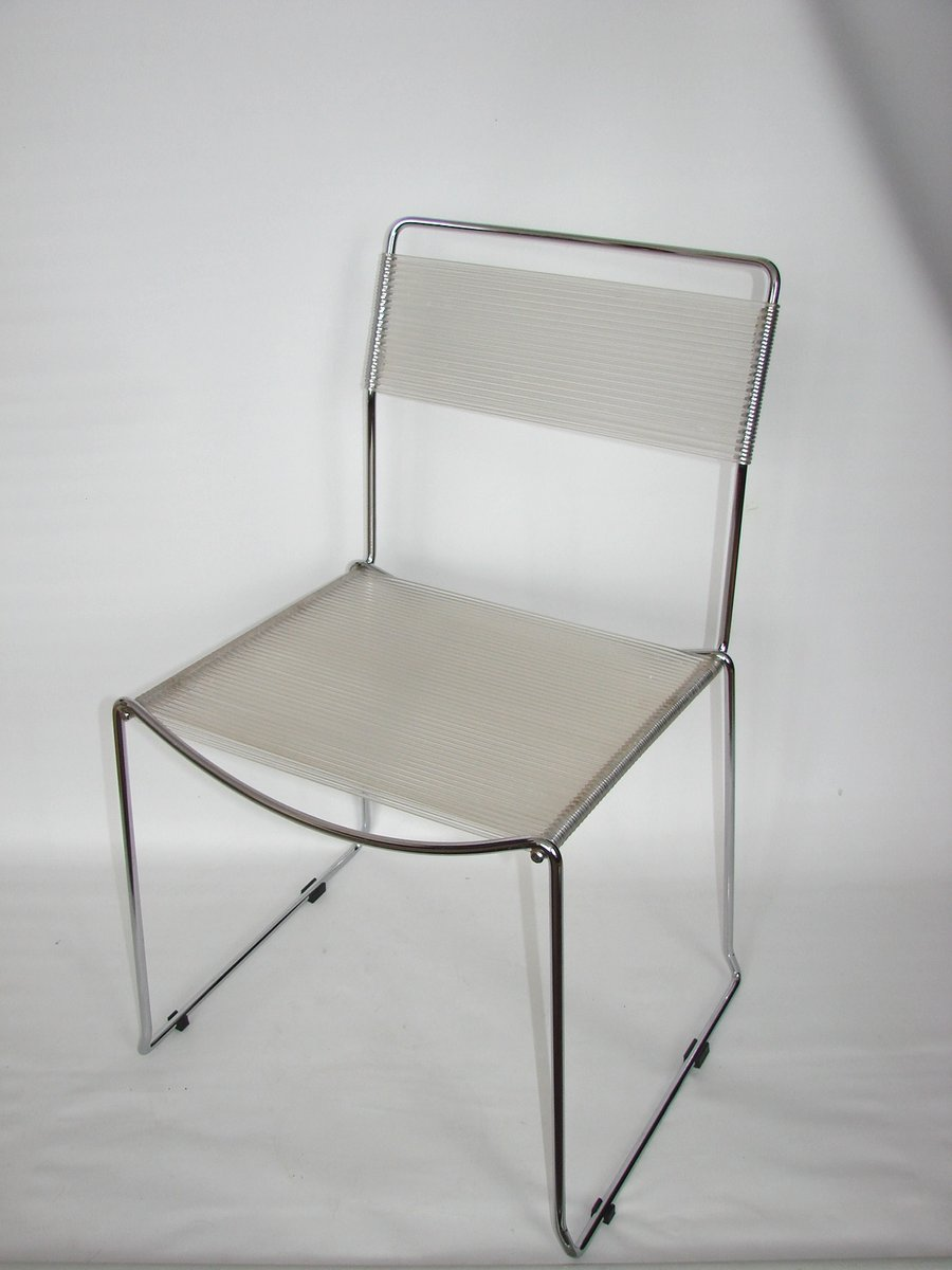italienischer spaghetti stuhl 1970er bei pamono kaufen. Black Bedroom Furniture Sets. Home Design Ideas