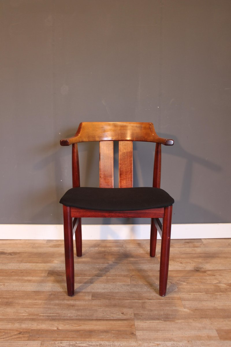 schwedische vintage st hle von gemla m bler 1974 4er set. Black Bedroom Furniture Sets. Home Design Ideas