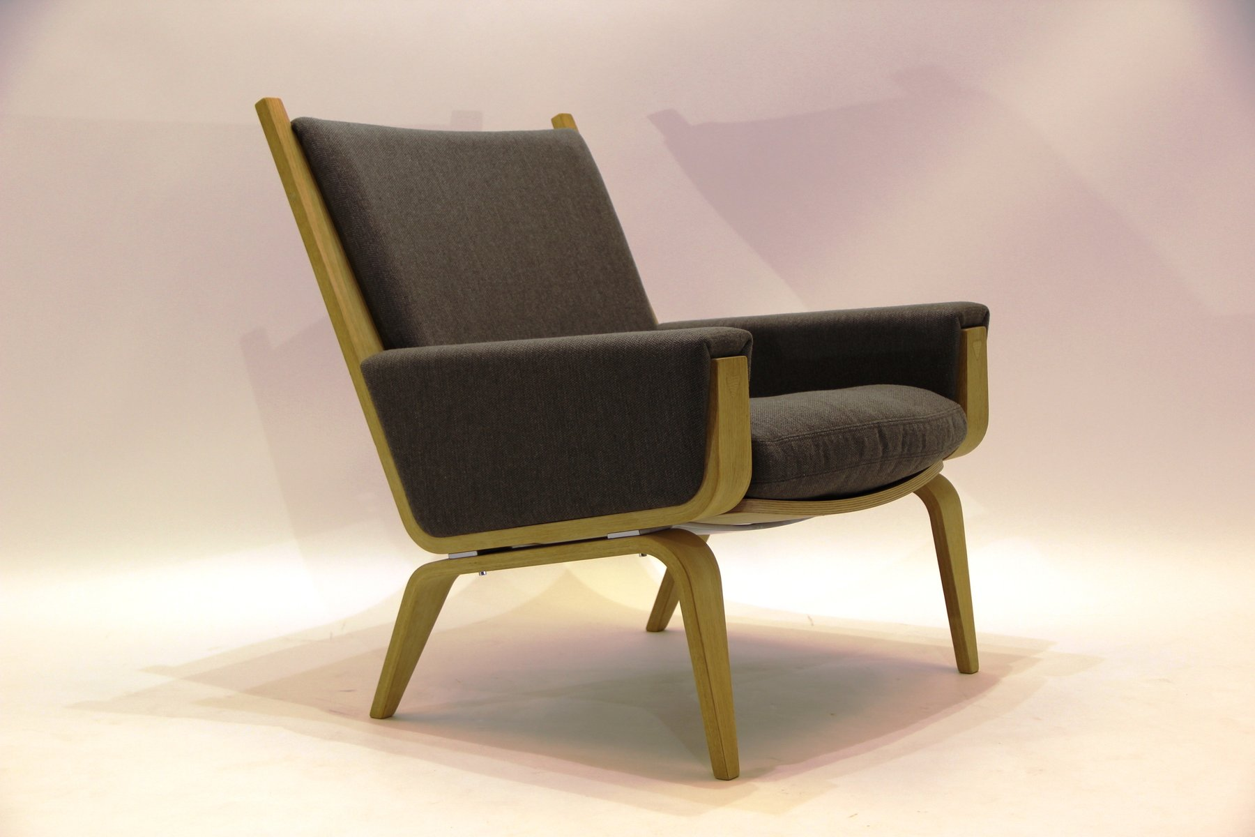 GE 501A Easy Chair by Hans J Wegner for Getama 1967 for sale at