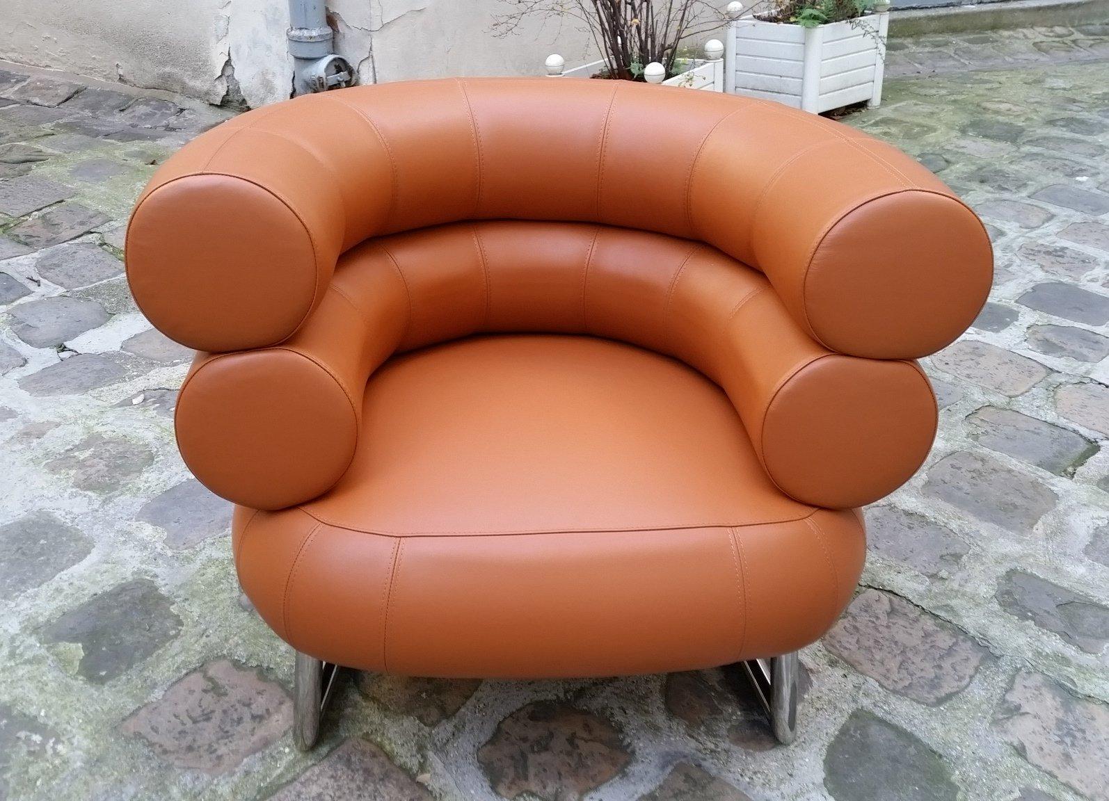 bibendum sessel von eileen gray f r classicon 1989 bei pamono kaufen. Black Bedroom Furniture Sets. Home Design Ideas