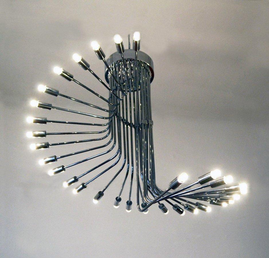 Kronleuchter Design kronleuchter ingo maurer für design m 1960er bei pamono kaufen