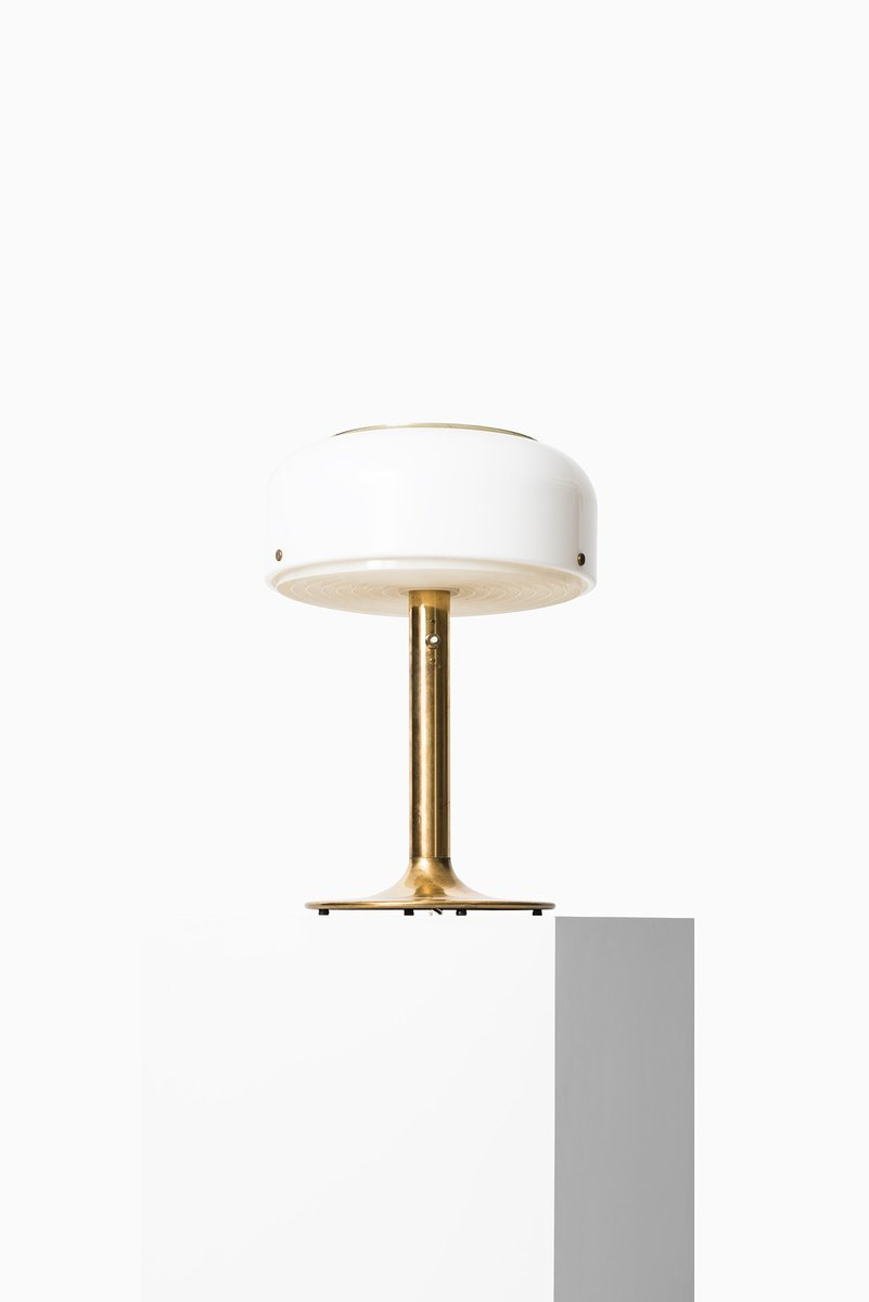 Mid century knubbling table lamp by anders pehrson for atelj 175000 geotapseo Gallery