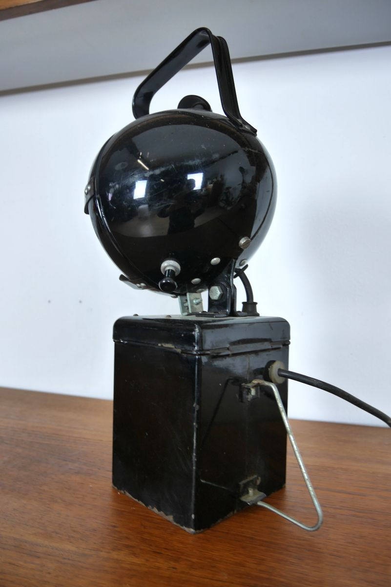 Design Industrial Table Lamp industrial table lamp from eisemann 1950s for sale at pamono 1950s