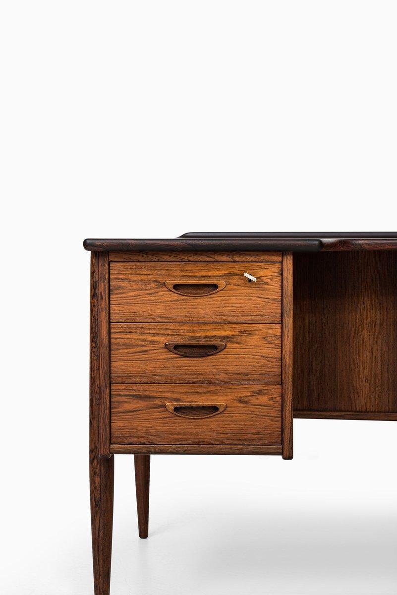Model A10 Swedish Desk by Gran Strand for Lelngs Mbelfabrik, 1960s