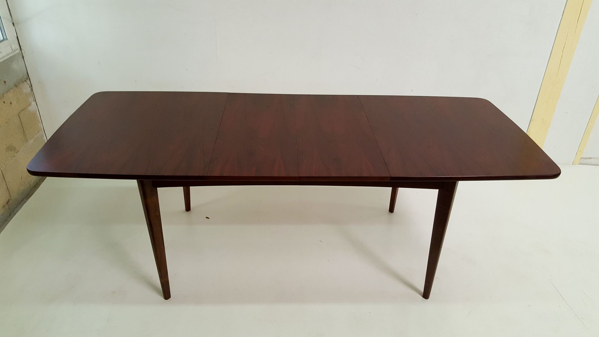 Scandinavian Dining Table in Rosewood 1960s for sale at  : scandinavian dining table in rosewood 1960s 2 from www.pamono.com size 1920 x 1080 jpeg 70kB