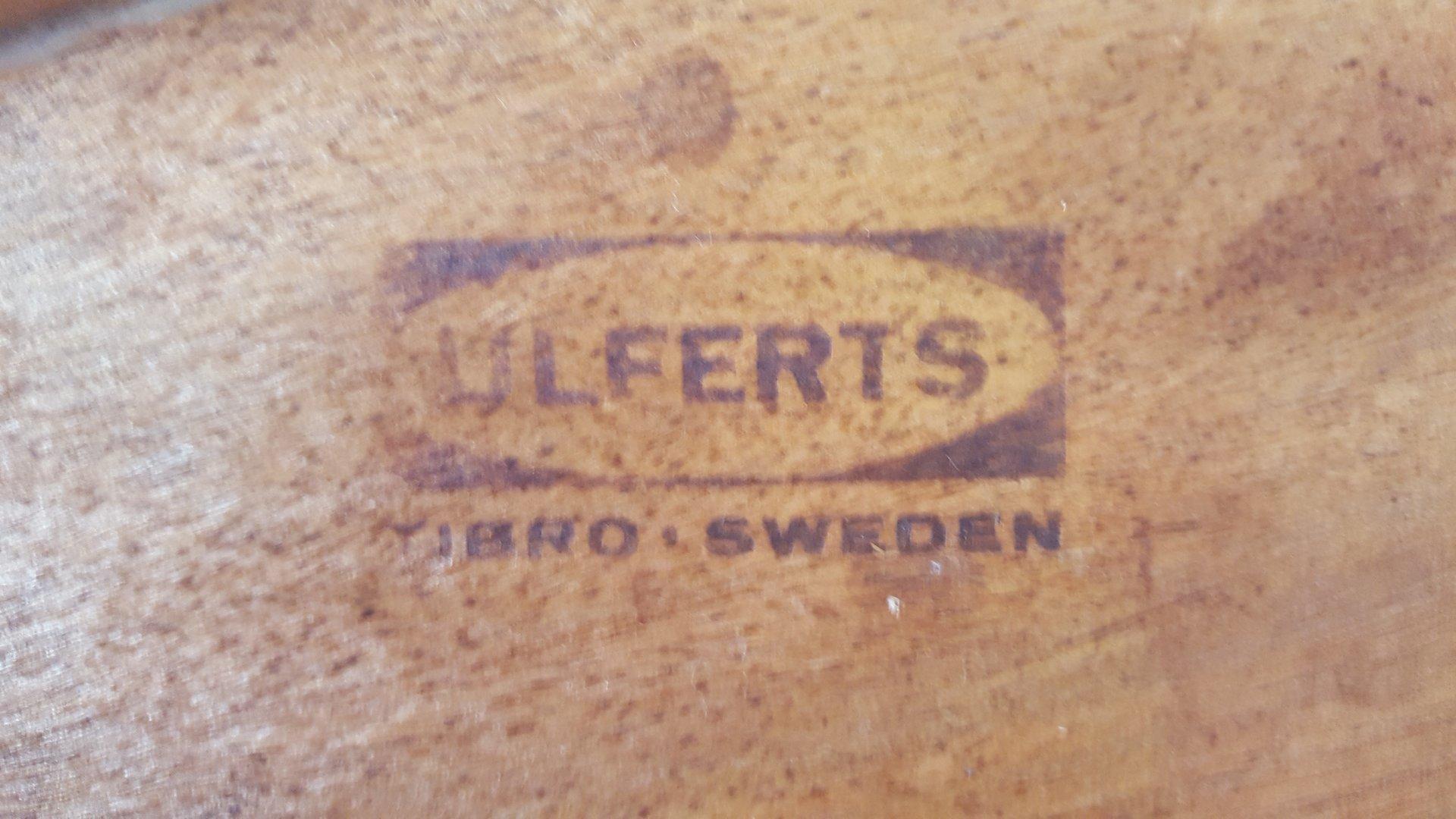 Scandinavian Dining Table from Ulferts M246bler 1960s for  : scandinavian dining table from ulferts moebler 1960s 7 from www.pamono.com size 1920 x 1080 jpeg 158kB