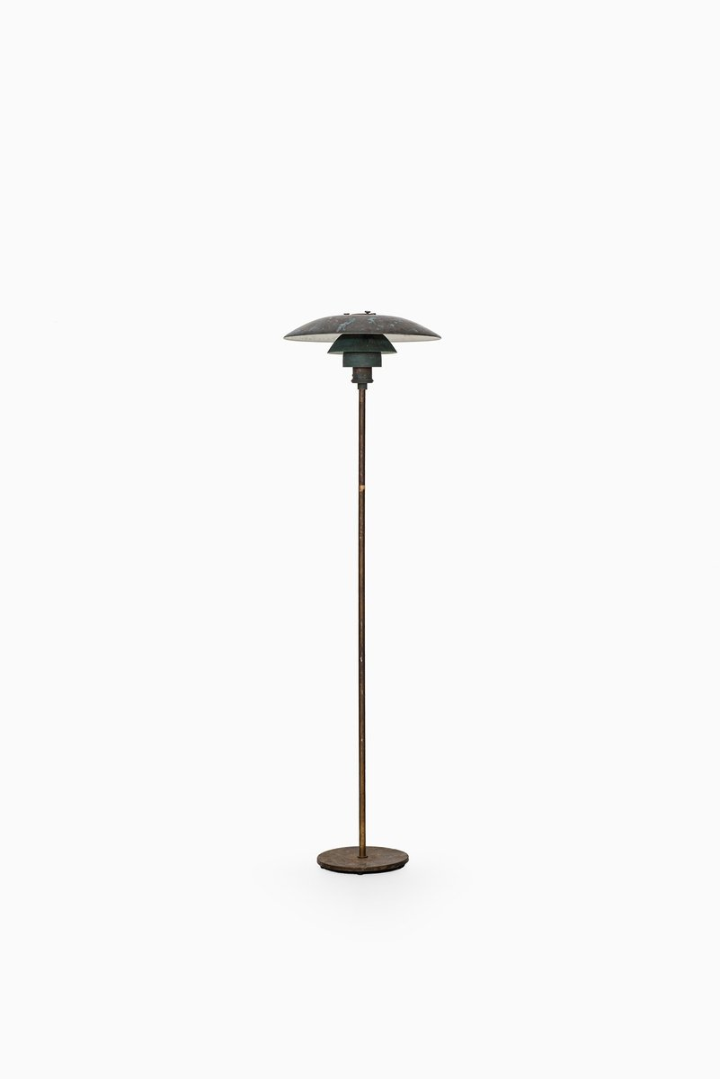 Floor Lamp by Poul Henningsen for Louis Poulsen, 1930s for sale at ...