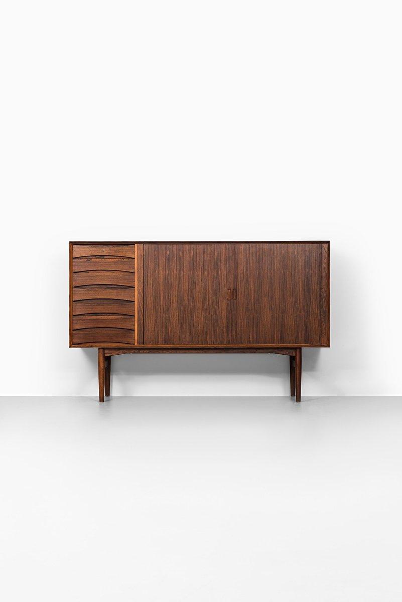 vintage os63 sideboard by arne vodder for sibast for sale at pamono. Black Bedroom Furniture Sets. Home Design Ideas