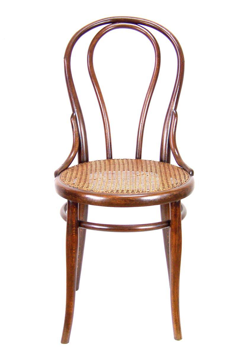 vintage bugholz stuhl von thonet bei pamono kaufen. Black Bedroom Furniture Sets. Home Design Ideas